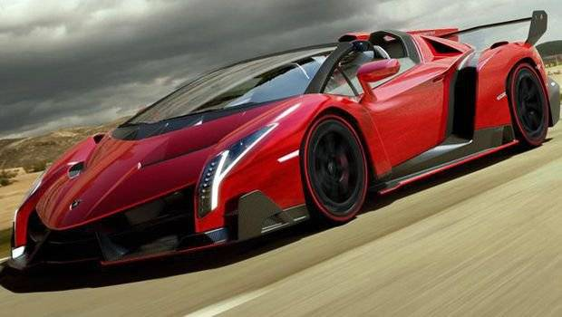 Features of Lamborghini Veneno
