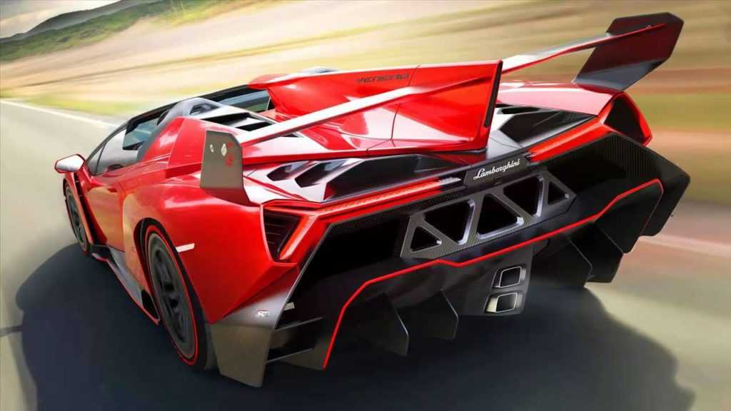 What is Lamborghini Veneno