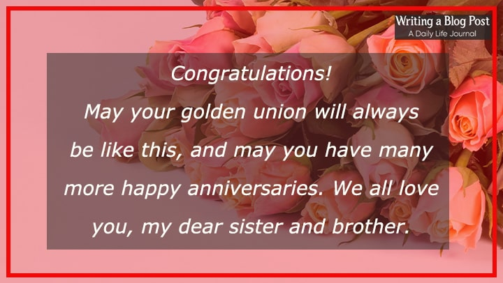 wishes for brother on anniversary