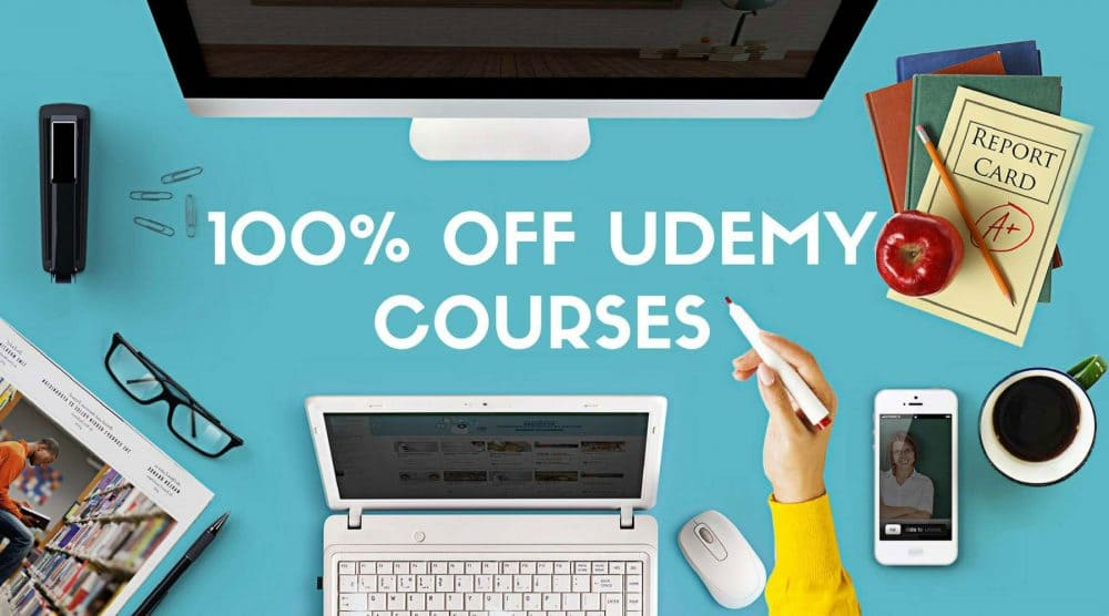 100% Off Courses